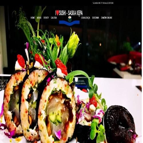 Warszawa - sushi stara milosna