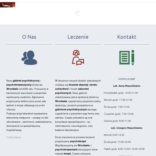 Dobry psychiatra - Wrocław
