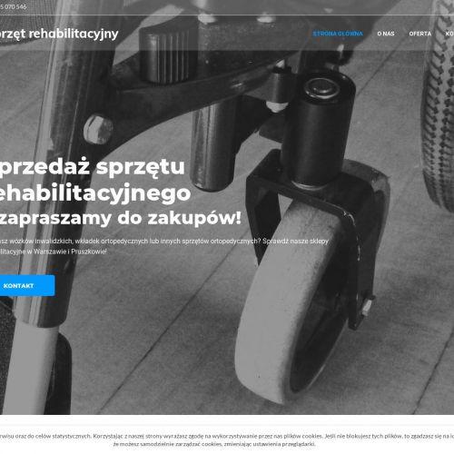 Wypożyczalnia koncentratorów tlenu - Warszawa