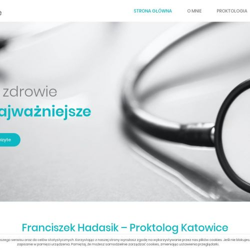 Dobry proktolog - Katowice