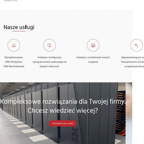 Serwis komputerów - Poznań