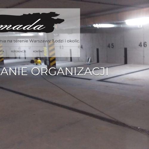 Renowacja posadzek przemysłowych łódź w Łodzi