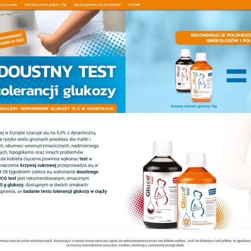 Gluco test