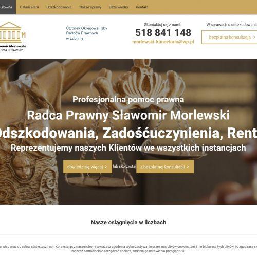 Łomża - adca prawny odszkodowania