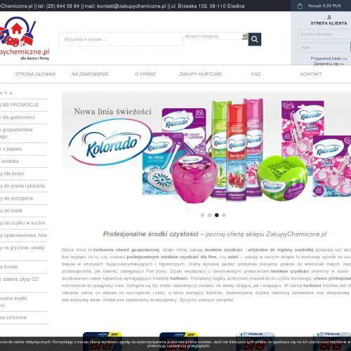 Chemia gospodarcza online