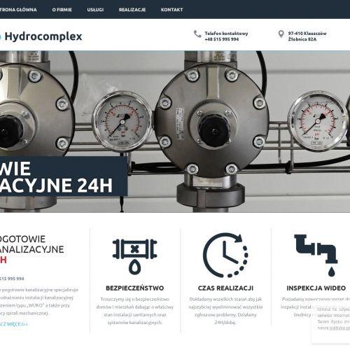 Opole - monitoring kanalizacji łódź