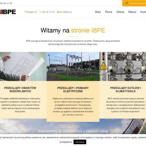 Audyt energetyczny w Warszawie