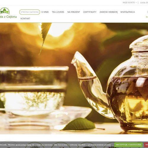 Poznań - herbaty azjatyckie zielone