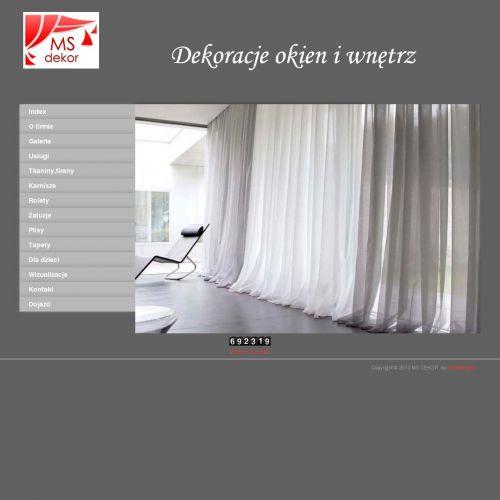Firany warszawa bemowo w Warszawie