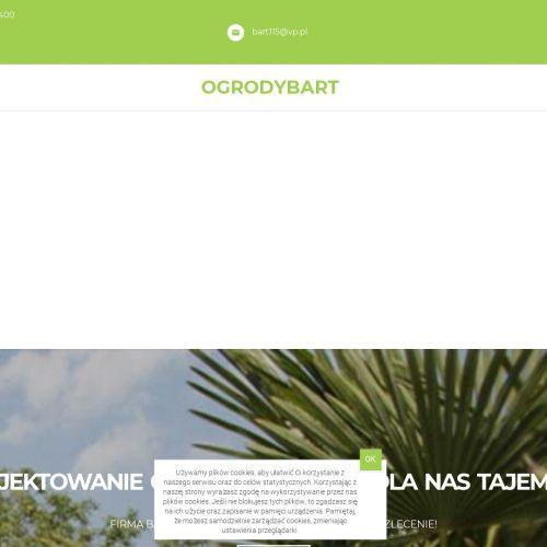 Projekty ogrodów - Wrocław