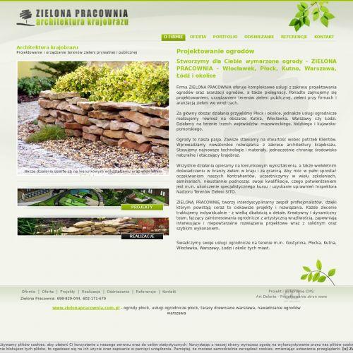 Nawadnianie ogrodów w Włocławku