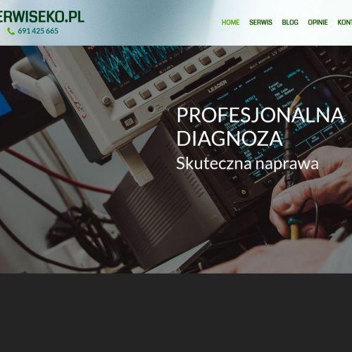 Warszawa - naprawa kohersen