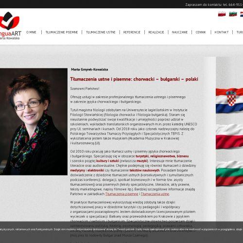 Przewodnik po krakowie bułgarski w Krakowie