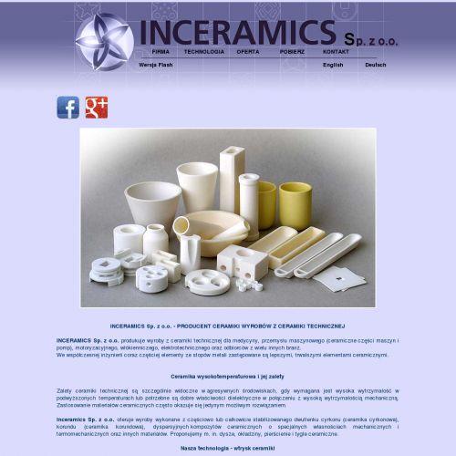 Ceramiczne części maszyn