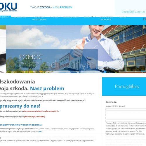 Kraków - odszkodowania za wypadki przy pracy