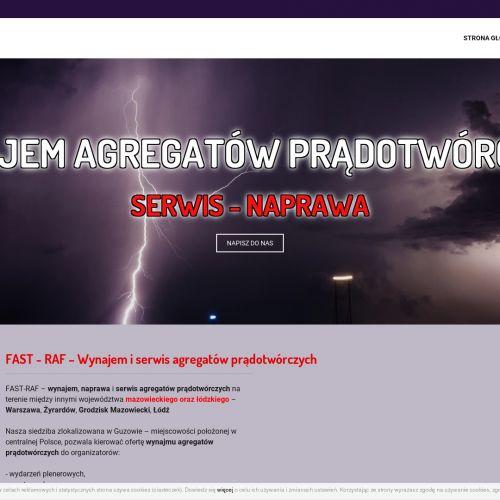Agregaty żyrardów - Warszawa