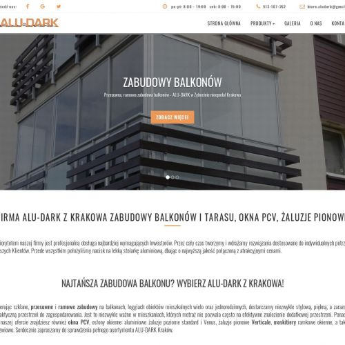Zabudowa balkonu kraków ceny w Krakowie