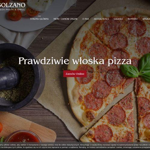 Pizza w Warszawie