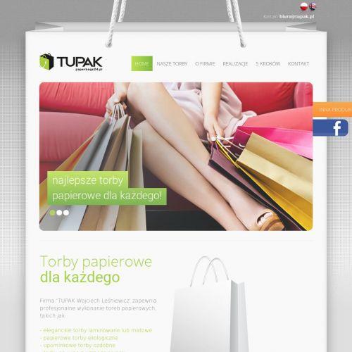 Torby reklamowe - Szczecin