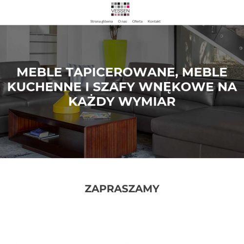 Nowoczesne wypoczynki do salonu w Łodzi