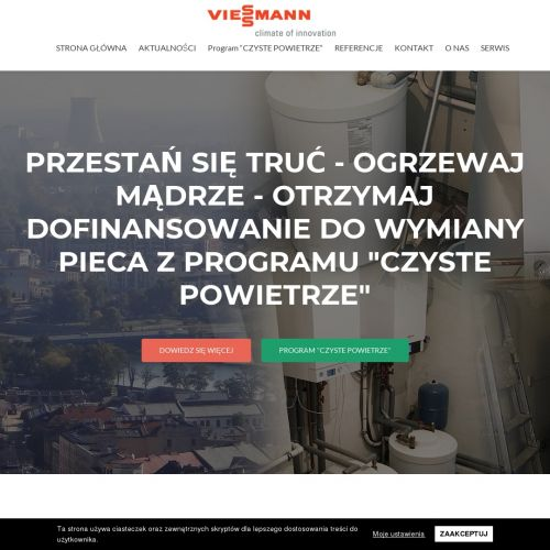 Kocioł viessmann