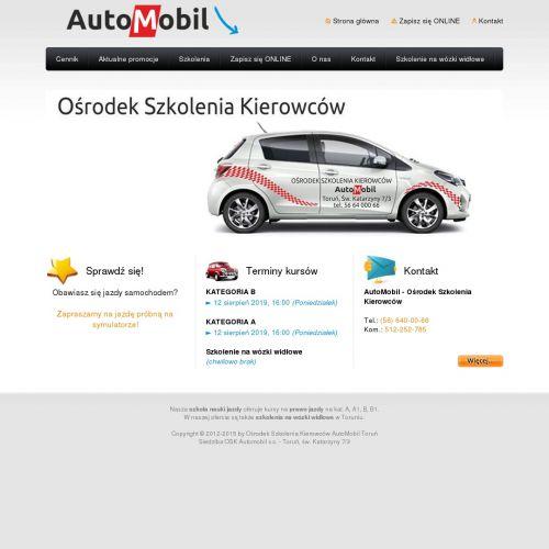 Tani kurs prawo jazdy - Toruń