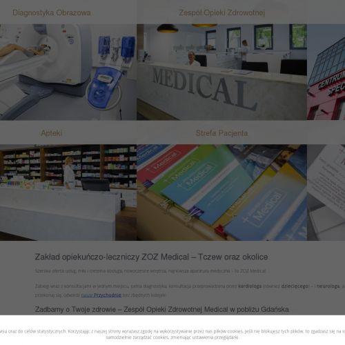 Laboratorium tczew cennik w Tczewie