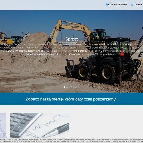 Wynajem sprzętu budowlanego w Kołobrzegu