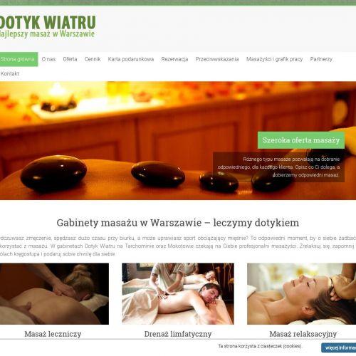 Warszawa - rehabilitacja tarchomin