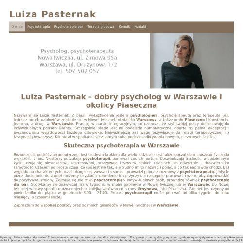 Psycholog piaseczno nerwica - Piaseczno