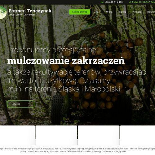 Rekultywacja terenów śląsk