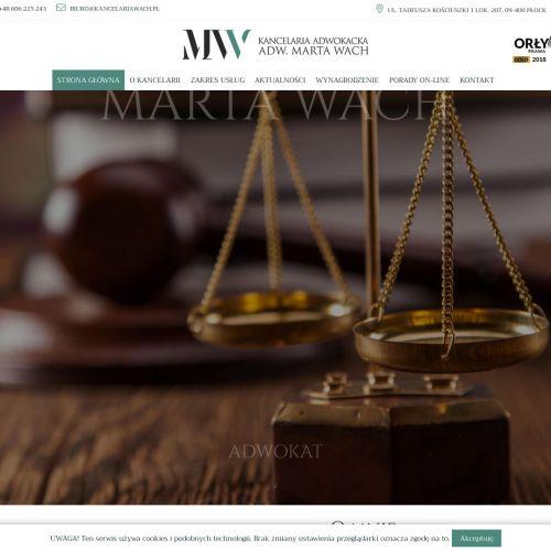Adwokaci w płocku w Płocku