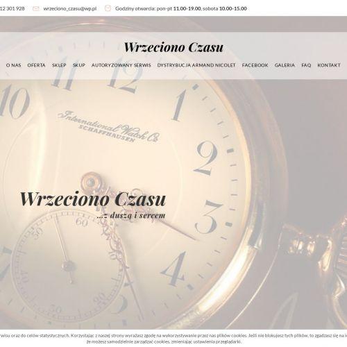 Zegarki sklep trójmiasto w Warszawie