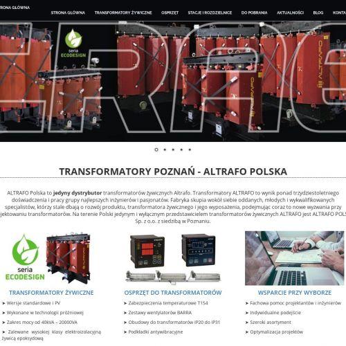 Zabezpieczenie termiczne do transformatora