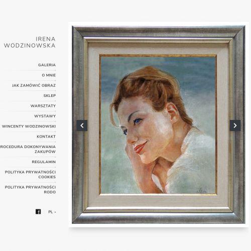 Malowanie portretów ze zdjęcia łódź