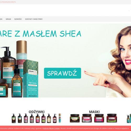Kosmetyki stymulujące porost włosów
