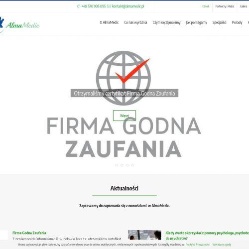 Konsultacje par Warszawa