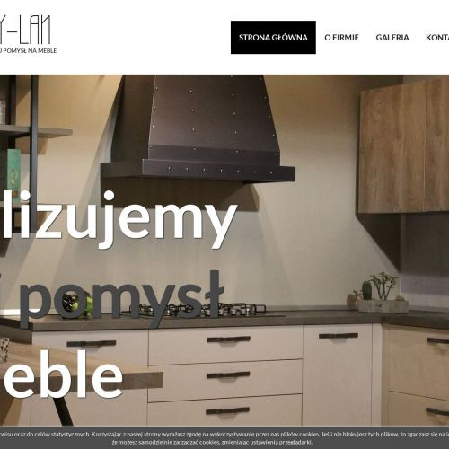 Meble na zamówienie Poznań
