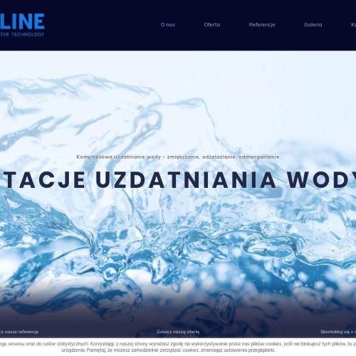 Warszawa - przemysłowa odwrócona osmoza
