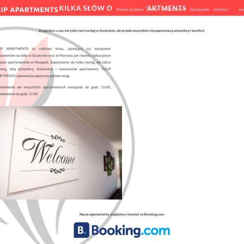 Apartamenty hiszpania wynajem krótkoterminowy - Szczecin