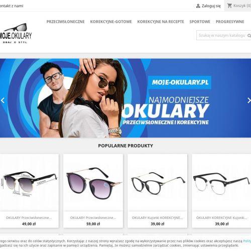 Okulary korekcyjne gotowe