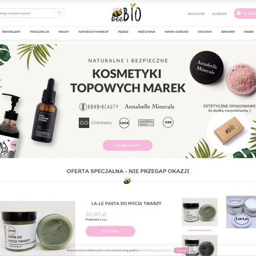 Naturalne polskie kosmetyki w Krakowie