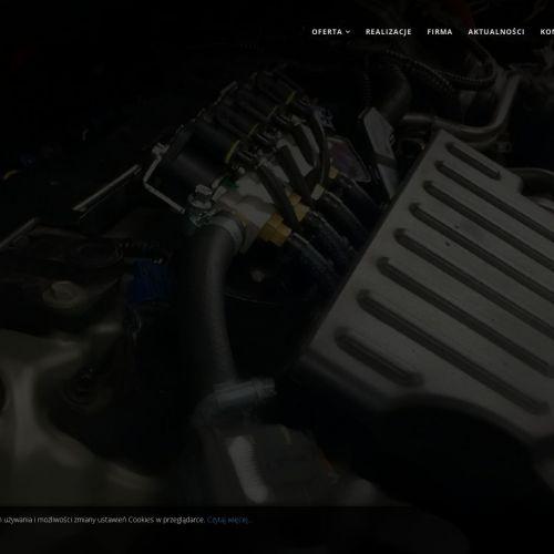 Nysa - auto gaz