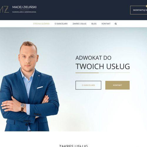 Dobry adwokat - Olsztyn