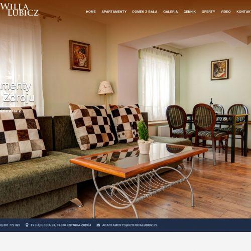 Tani apartament w Krynicy-Zdroju