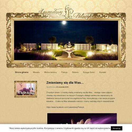 Pałac wesele - Błonie