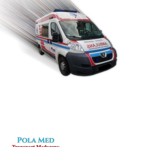 Przewóz medyczny - Warszawa