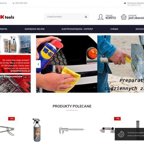 Zestaw teng tools w Kolnie