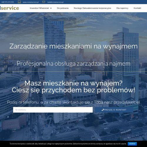 Nieruchomości online - Warszawa