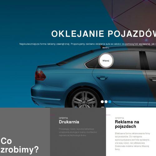 Oklejanie aut Gniezno